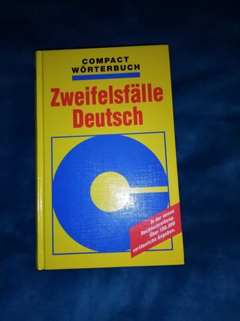 Compact Wörterbuch Zweifelsfälle Deutsch