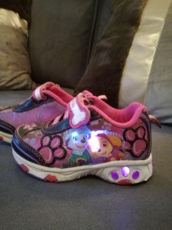 Buty dziewczęce Psi Patrol 22