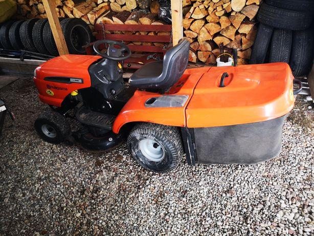 Traktorek kosiarka husqvarna cth 151 z koszem