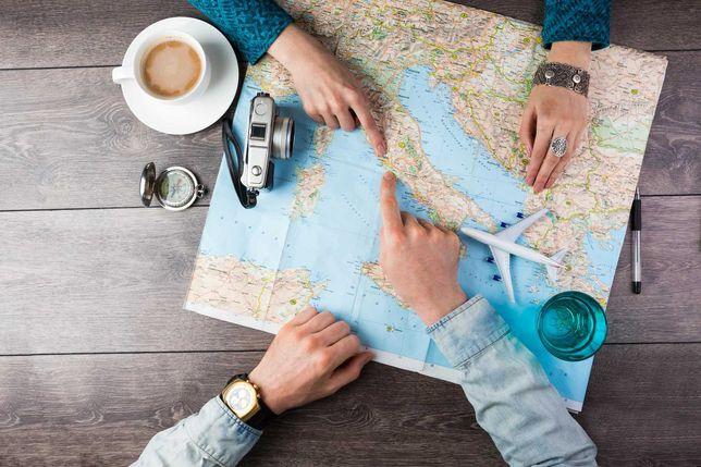 Planeamento de viagens independentes
