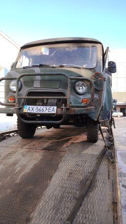 УАЗ 452 груз, газ-бензин