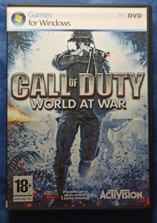 Call of Duty World at War PC polska