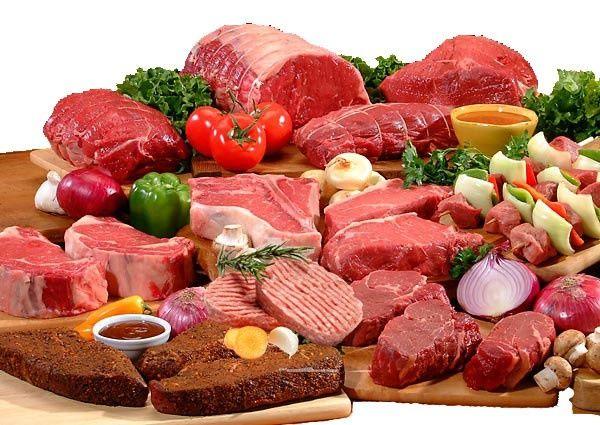 Свежее мясо оптом