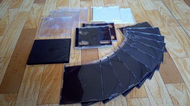 Боксы (коробки) для CD/DVD дисков