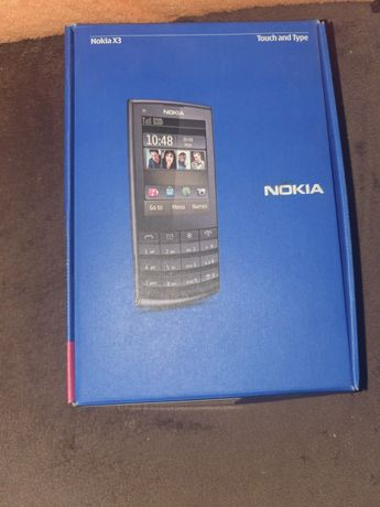 Telefon Nokia X3-02 fabrycznie nowy