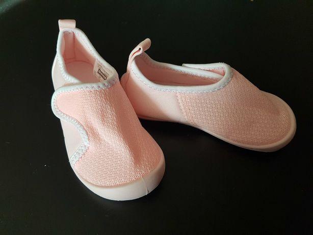 Buty dziecięce kapcie rozmiar 23