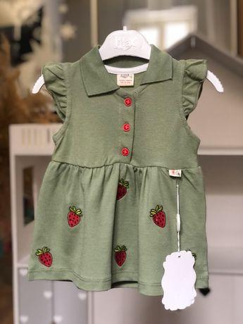 Літнє платтячко для дівчинки