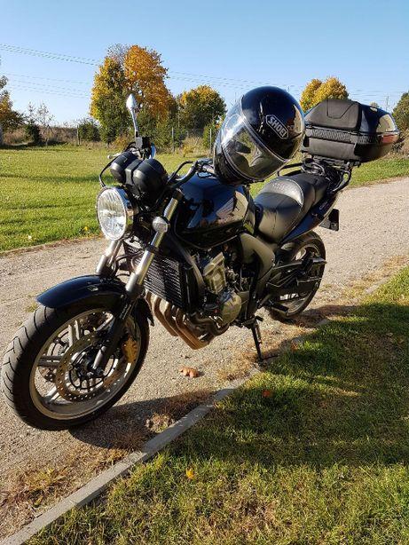 Honda CBF 600N, Wtrysk, ABS, kat. A2