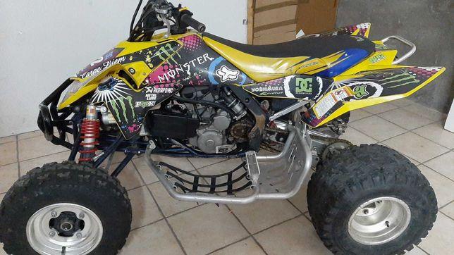 Suzuki ltr 450 - 2 lugares