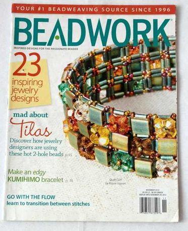Beadwork - przewodnik Tworzenia biżuterii