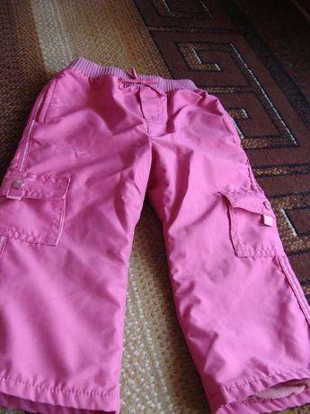 """spodnie dziewcęce ocieplane 86 cm THE CHILDREN""""S PLACE"""
