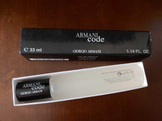 Armani code 33ml.