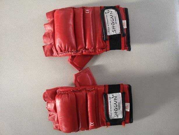 Rękawice treningowe SHOGUN XL czerwone