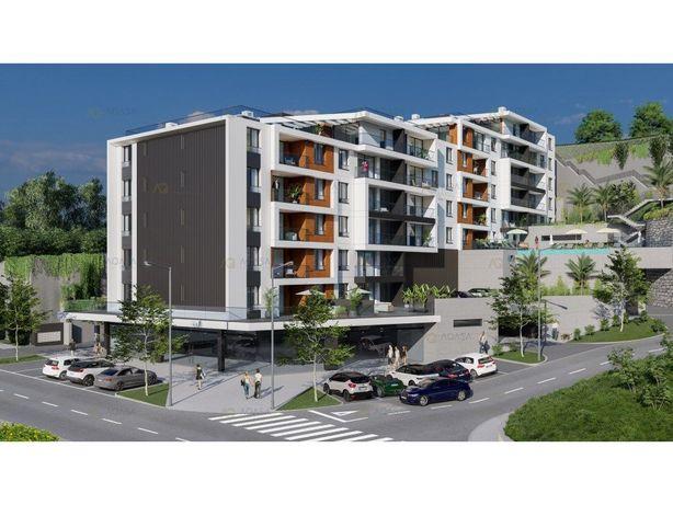 Apartamento T1 Novo Centro do Funchal (B) - 5º piso, Bloco B