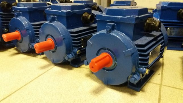 Электродвигатель трехфазный,однофазный,0.75,1.1,1.5,2.2,3,4,5.5,7.5квт
