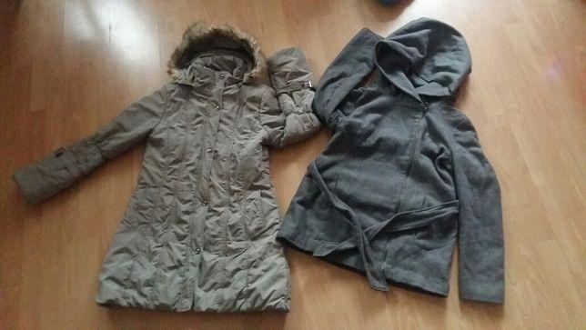 Zamienię dwa płaszcze zimowe na kocia karmę