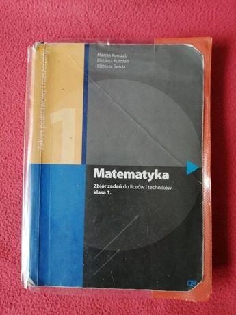Matematyka 1 Zbióra zadań do liceów i techników. Zakres pod.+rozsz.