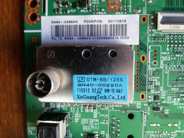 MainBoard BN41-01632 BN94-04884P