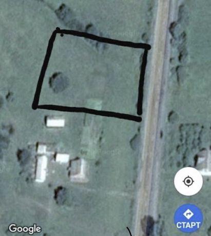 Продам земельну ділянку під забудову. 20 соток