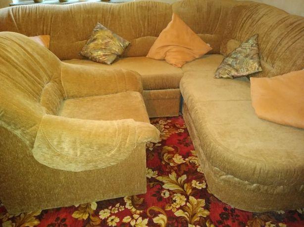 Naroznik + fotel