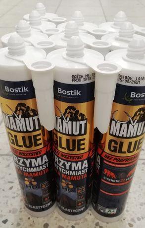 MAMUT GLUE 290 ml uniwersalny klej montażowy marki BOSTIK - 10 szt.
