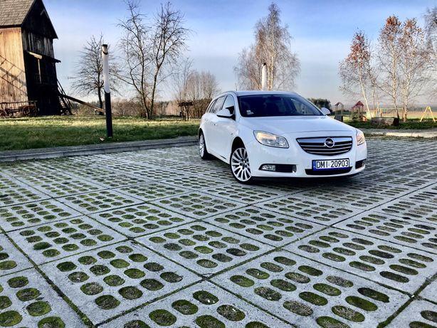 Opel Insignia 2.0 160KM CDTi Taurer Kombi BEZWYPADKOWY Nowy rozrząd