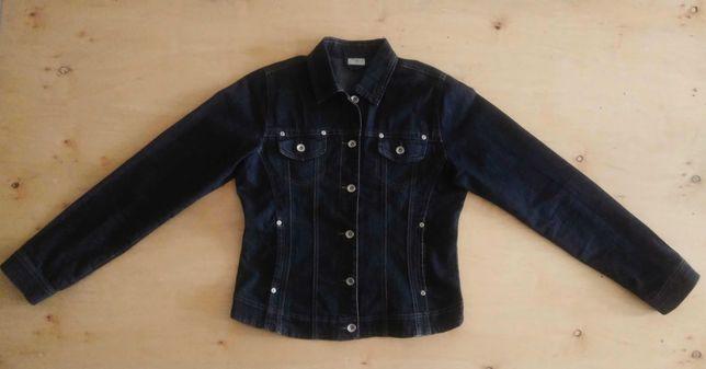 Джинсовая куртка джинсовый пиджак M&S