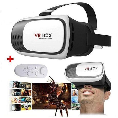 Окуляри віртуальної реальності з пультом VR Box 2.0 - 3D
