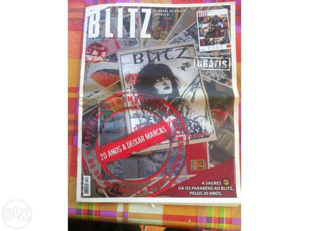 Blitz edição especial 20 anos 2005