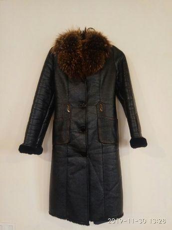 Дублёнка (пальто)