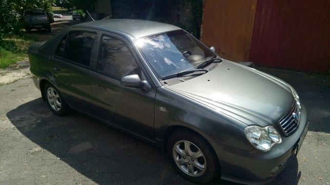 Автомобиль Geely CK-2
