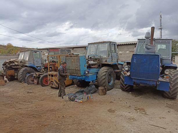 Разборка трактор т 150 ЮМЗ 6
