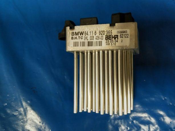 BMW E46 Rezystor dmuchawy nawiewu klim jeż 6.920365