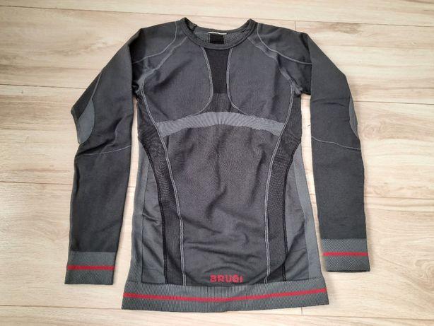 Bluza termoaktywna ciepła Brugi, wzrost ok. 150-155 cm, 13-14 lat