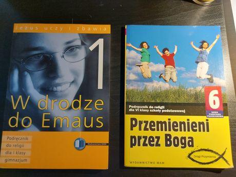 Książki do religii - klasa 6 i 7