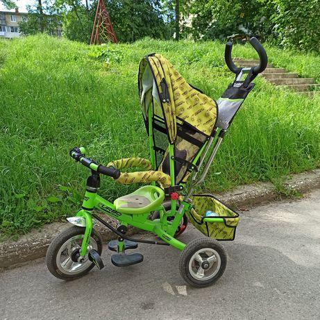 Велосипед дитячий, велосипед детский, трьохколісний