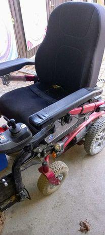 Wózek inwalidzki elektryczny VERMEIREN