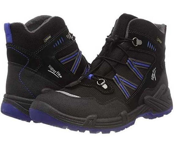 ботинки зимние  Superfit Суперфит р. 39