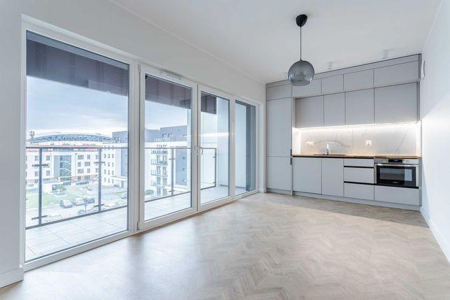 Piękny wykończony 3-pok apartament (bezpośrednio)