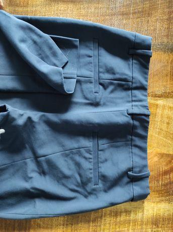 Spodnie Zara cygaretki 7/8 S