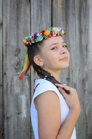 Український віночок, вінок