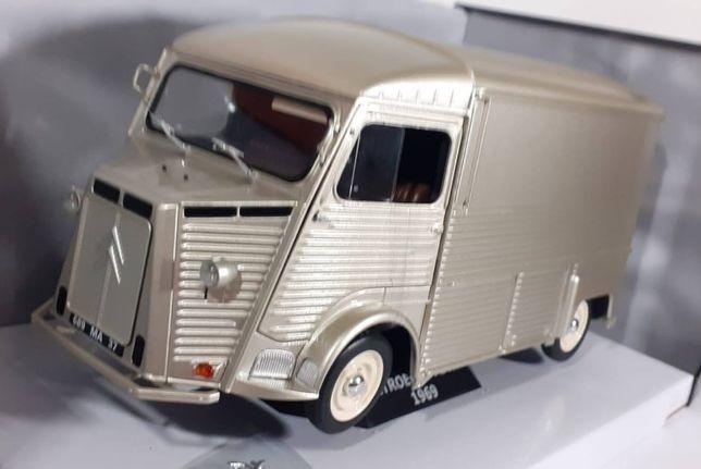 1/18 Citroen HY - 1969 - Solido