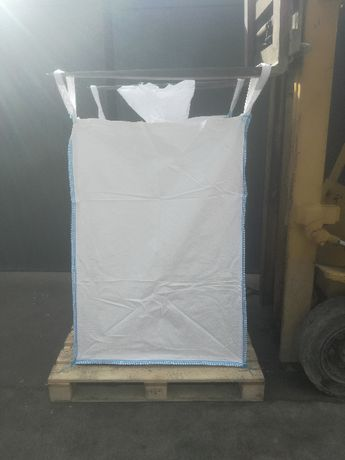 Worki Big Bag Używane Jak Nowe 96/96/190cm Lej zasyp/wysyp
