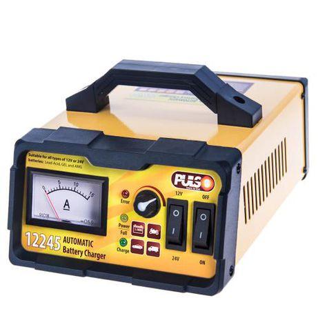 Зарядное устройство Pulso BC 12245 12/24 V / 15А/ 5 – 190 АЧ