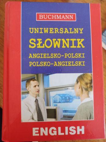 Książka - slownik Angielsko- Polski