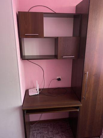 Компютерний стіл з пеналом