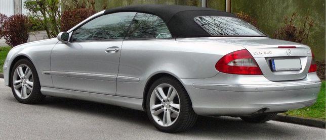 Jantes 17 Originais Mercedes CLK W209