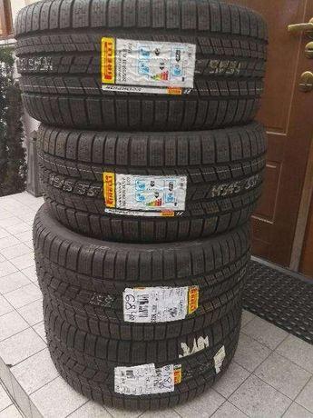 Шины Pirelli Scorpion Ice & Snow 285/35 R21 105 V