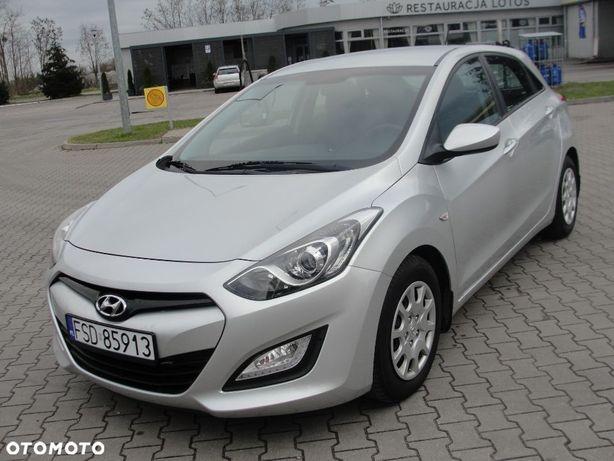 Hyundai I30 2012 Benzyna 113 Tys.Km Serwis Polskie Tablice