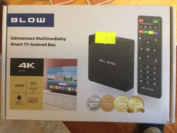 Smart TV android Box